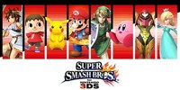 ¿Cómo, que aún no has descargado la demo de Super Smash Bros. for Nintendo 3DS?