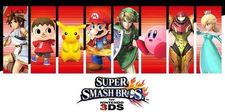 ¿Cómo, que aún no has descargado la demo de Super Smash Bros. for Nintendo 3DS?