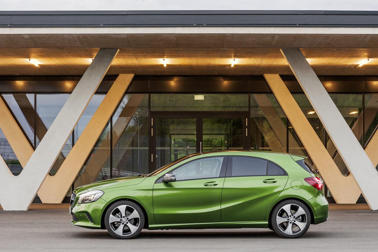 Foto de Mercedes-Benz Clase A 2015 (5/43)