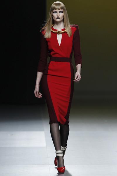 Foto de Ana Locking en la Cibeles Madrid Fashion Week Otoño-Invierno 2011/2012 (1/5)