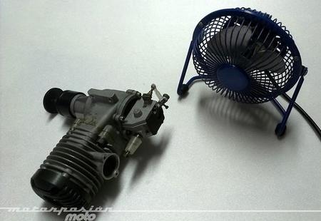 Motor y ventilador