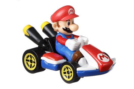 Hot Wheels Mario Kart Mario