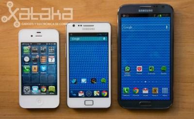 Galaxy 'Mega' apunta a ser la próxima familia de teléfonos grandes de Samsung