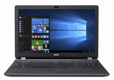 Vuelta al cole: portátil de 15,6 pulgadas Acer Extensa por 259 euros y envío gratis