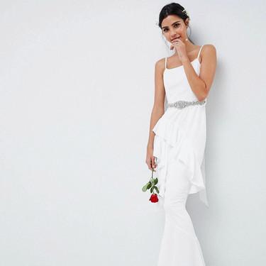 Ser una novia espectacular a precio low-cost es posible y estos vestidos por menos de 264 euros son un ejemplo