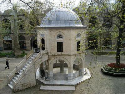 """La """"verde"""" Bursa, antigua capital de Turquía"""