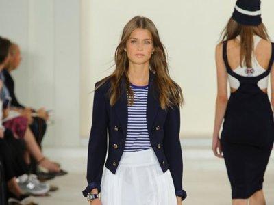 ¡Leven anclas! Que llega la colección más marinera de Ralph Lauren para la primavera-verano 2016