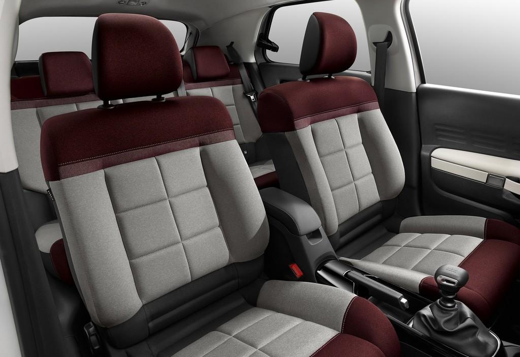 Asientos que mantienen la forma como suelas de zapatilla: la tecnología de Citroën para una conducción más cómoda