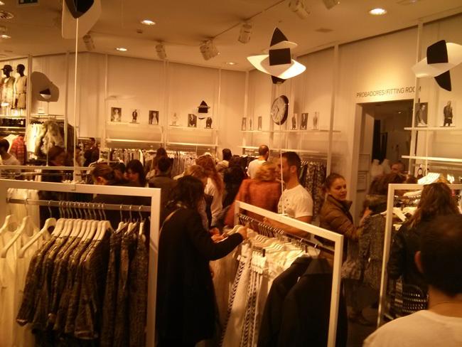 Foto de Isabel Marant para H&M: el día de la venta (8/13)