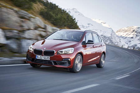 Bmw Serie 2 Active Tourer 5