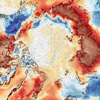 La inédita ola de calor en Siberia, con temperaturas de hasta 38 ºC, explicada en un mapa