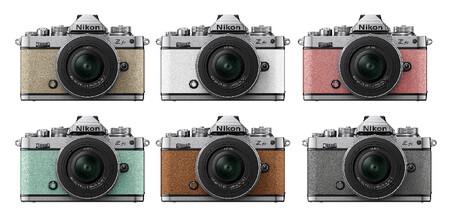 Nikon Z Fc Colores