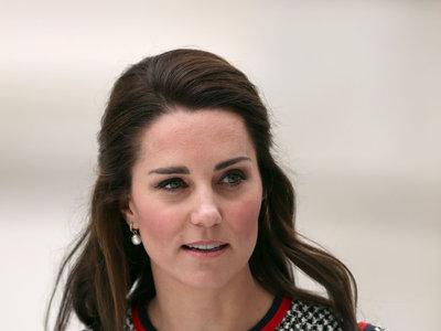 Kate Middleton sorprende con una nueva marca en su vestidor: Gucci