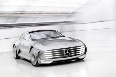 Mercedes-Benz Concept IAA, la base para un sedán de aerodinámica variable y envidiable