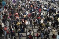 Así es como este aeropuerto sabe cuánto tiempo pasamos formados en la fila de seguridad