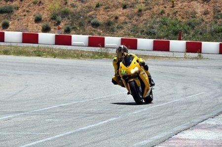Miguel en circuito