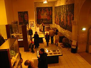 Museo Nacional de la Edad Media (Cluny) en París