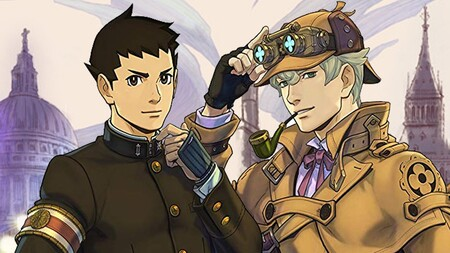 La genial idea de Capcom para evitar el copyright sobre Sherlock Holmes en la llegada de The Great Ace Attorney Chronicles a occidente
