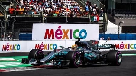 Hamilton Mexico 2018