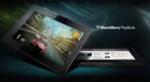 Foto de BlackBerry PlayBook, presentación oficial del tablet de RIM (1/11)