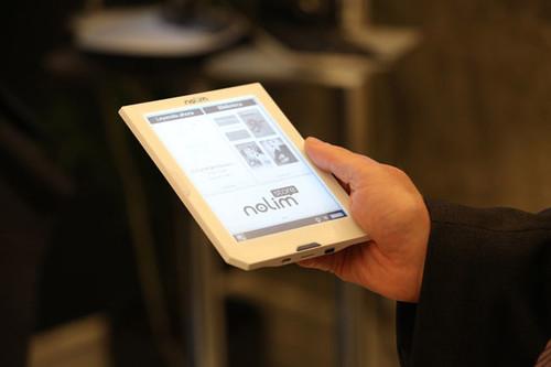 Nolin es la apuesta de Carrefour para meterse de lleno en el mundo de los libros electrónicos