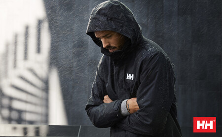 Tallas sueltas de chaquetas Helly Hansen a precio de locura en Amazon: prepárate para el invierno desde 57 euros