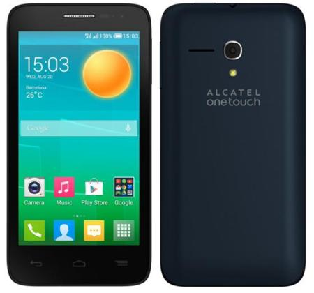 Alcatel One Touch Pop D5, más madera para la gama básica Android