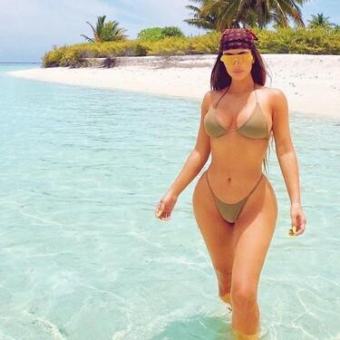 Una isla privada sin distancia de seguridad ni mascarillas: el 40 cumpleaños de Kim Kardashian desata la polémica