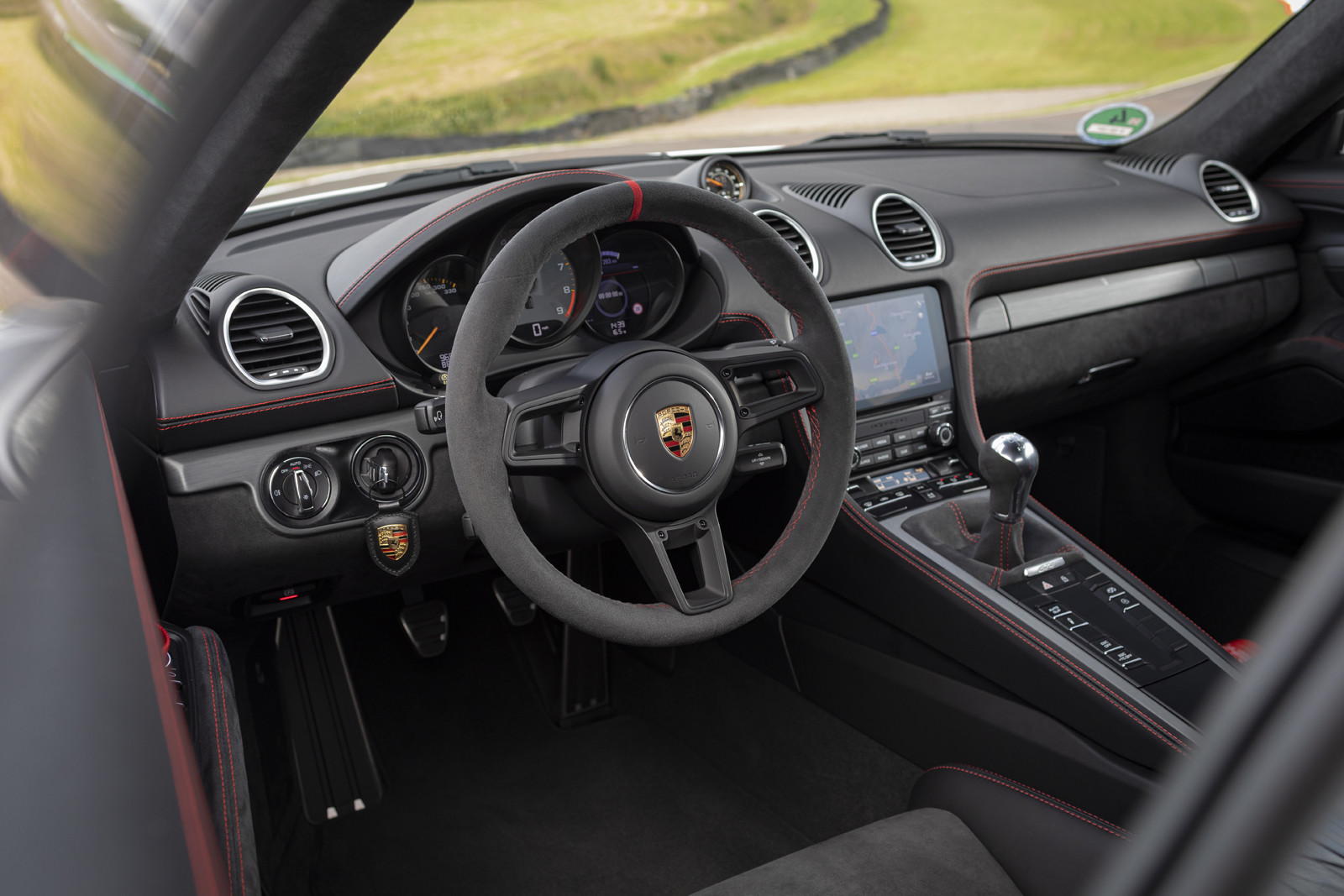 Foto de Porsche 718 Cayman GT4 (Presentación) (52/73)
