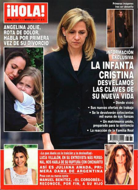 La Infanta después del juicio