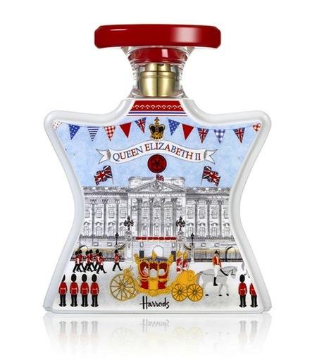 Bond No. 9 London Celebration, la fragancia de la realeza inglesa