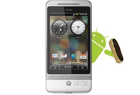 HTC Hero, segunda y última fase de actulización ya disponible