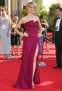 Heidi Klum irá vestida de John Galliano para Dior en la ceremonia de los Oscar