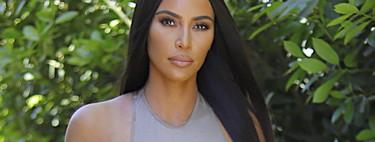 El color nude y Kim Kardashian, una historia de amor que rompe barreras