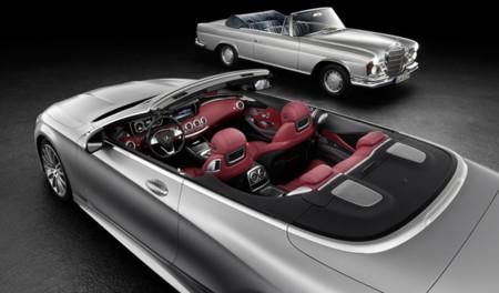 El Mercedes-Benz Clase S Cabriolet se insinúa una vez más antes de Frankfurt