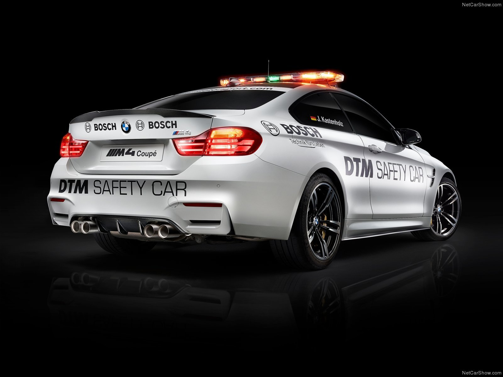Foto de BMW M4 Coupé DTM Safety Car (5/11)