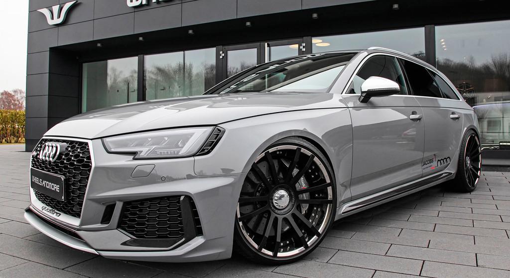 Audi RS4 Wheelsandmore 2018