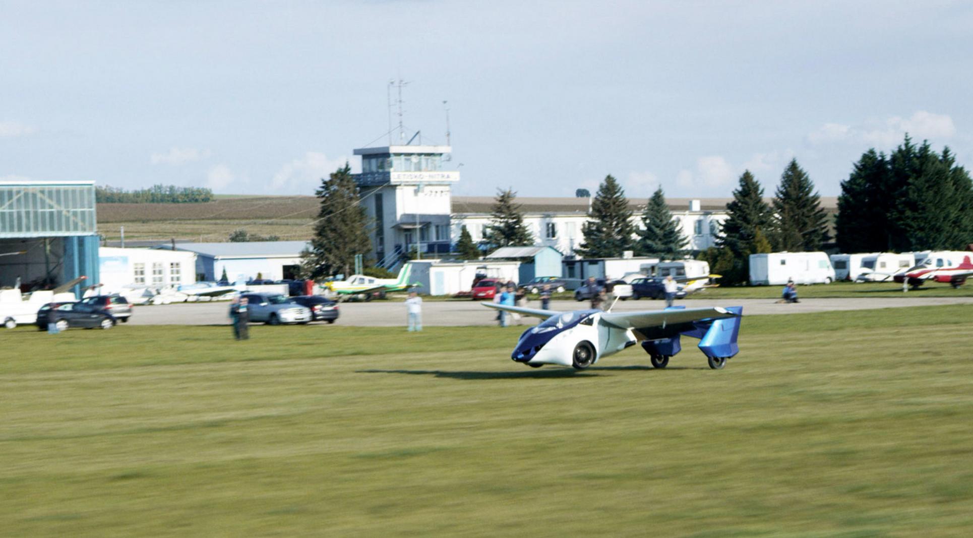 Foto de AeroMobil (3/21)