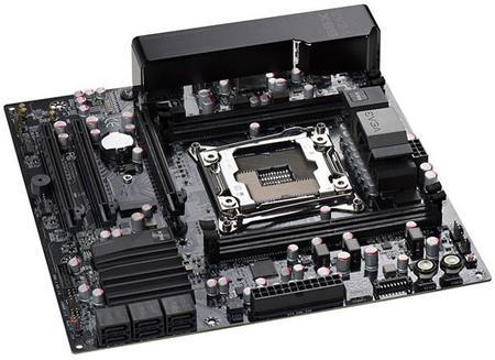 EVGA contará con tres motherboards X99, una es micro-ATX