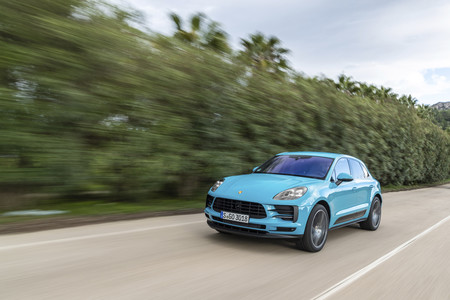 Porsche Macan 2019 en marcha