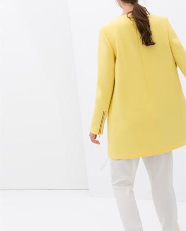 Tendencias low cost Primavera-Verano 2014: pon un punto ácido a tus looks con el color amarillo