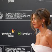 Blanca Suárez deslumbra en el Festival de San Sebastián