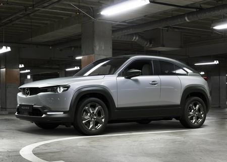 El Mazda MX-30 podría recibir un motor rotativo como extensor de rango