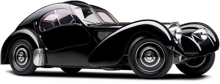 Bugatti Type 57 SC Atlantic Coupé