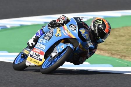 Aron Canet Moto3 Gp Malasia