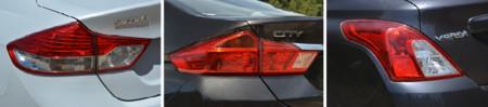Comparativa Honda City Suzuki Ciaz Nissan Versa Apertura 3