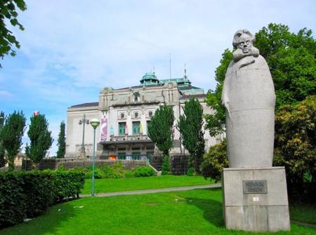 Ibsen en Bergen