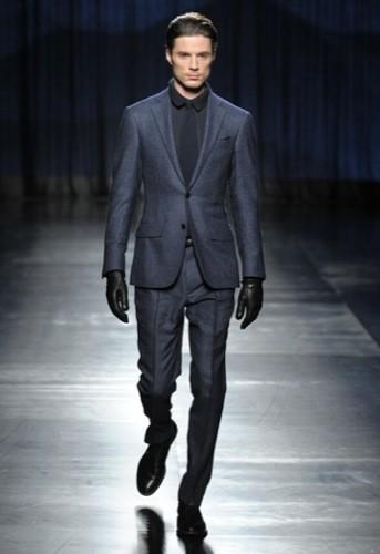 Ermenegildo Zegna, Otoño-Invierno 2010/2011 en la Semana de la Moda de Milán