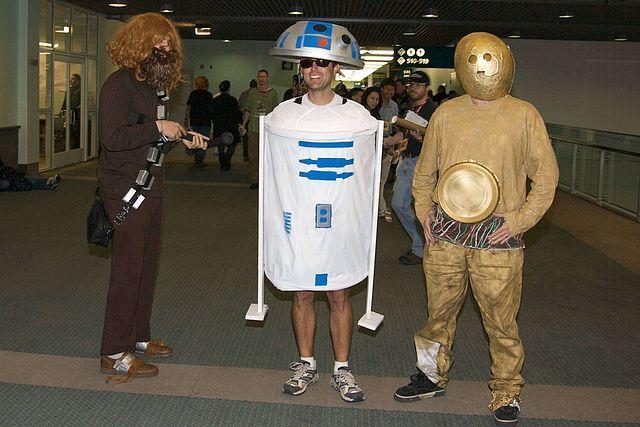 Foto de Halloween, disfraces inspirados por el cine (37/43)