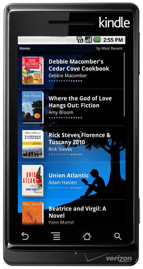 El teléfono de Amazon con... ¿una pantalla 3D?